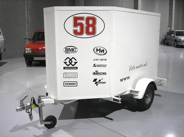 Alquiler de carritos para motos